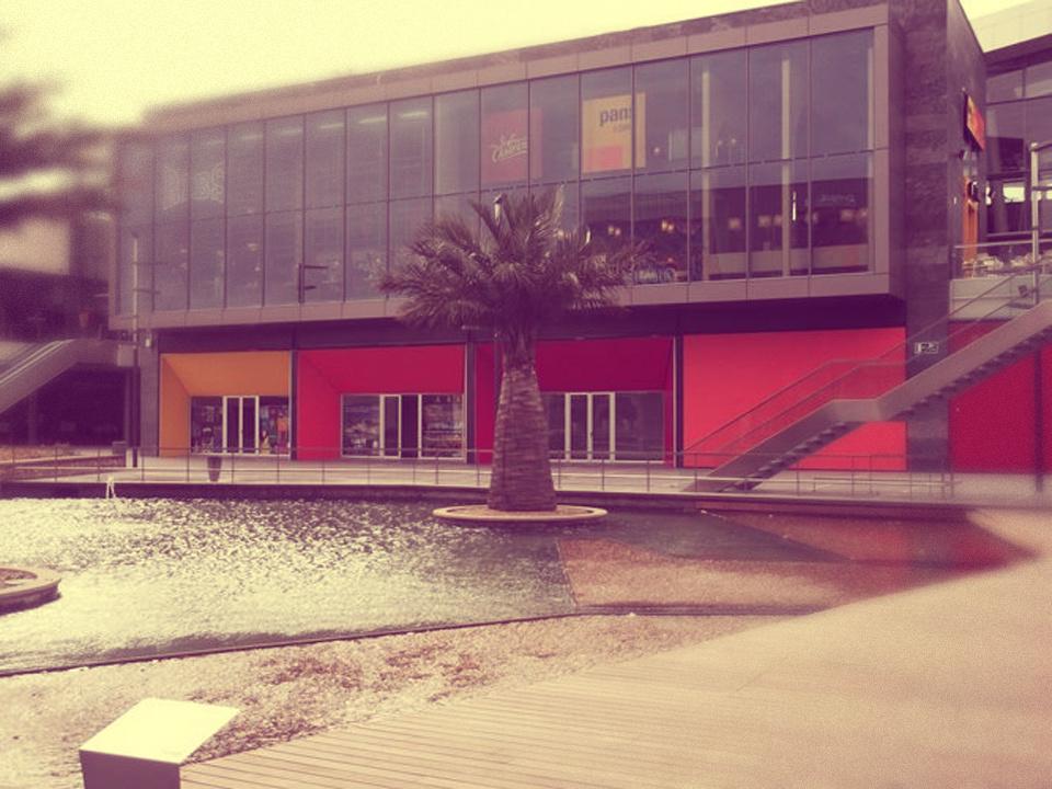 Exposición Puerto Venecia Pop Up