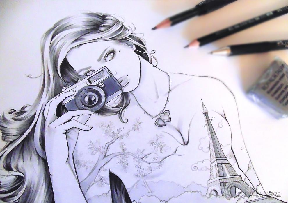 Paris Inside (Detail)