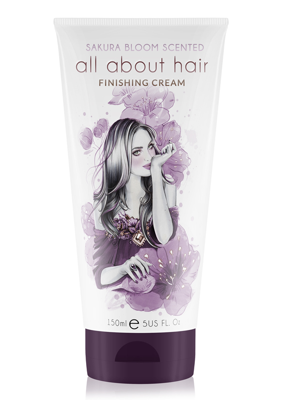 All About Hair · 'Sakura Bloom'