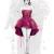 'Cherry Blossoms' (Reinterpreted look from Giambattista Valli Haute Couture S'14)