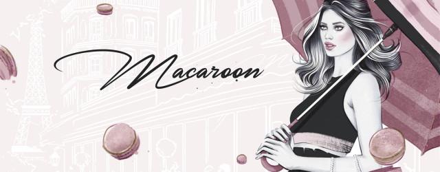 'Macaroon Rain'