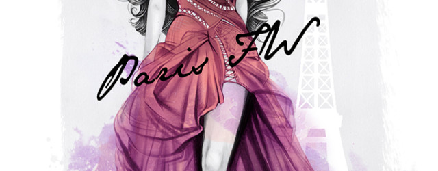 'Ode to Paris Fashion Week' (Reinterpreted look from Versace Atelier A/W'12)