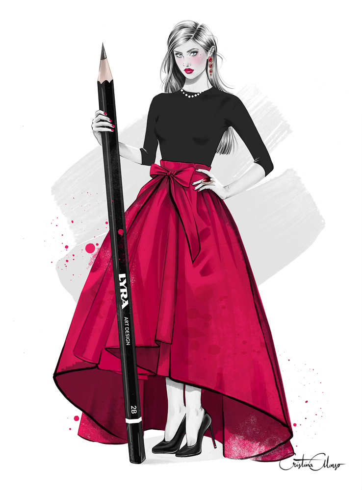 The Fashion Illustrator