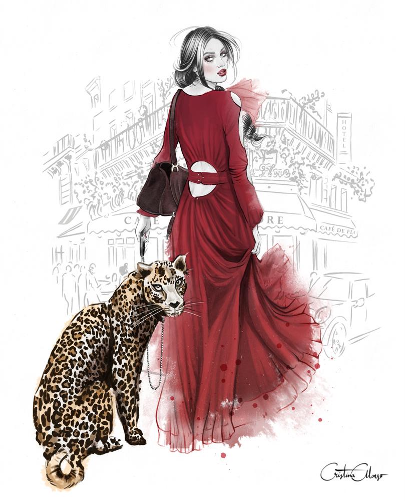 'Petit Leopard'