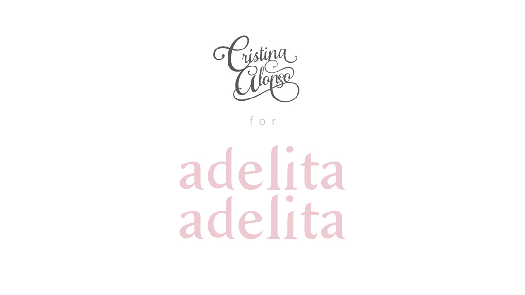 Cristina Alonso x Adelita Adelita