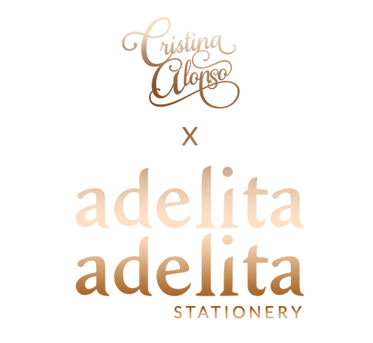 Cristina Alonso x AA Stationery-Logo