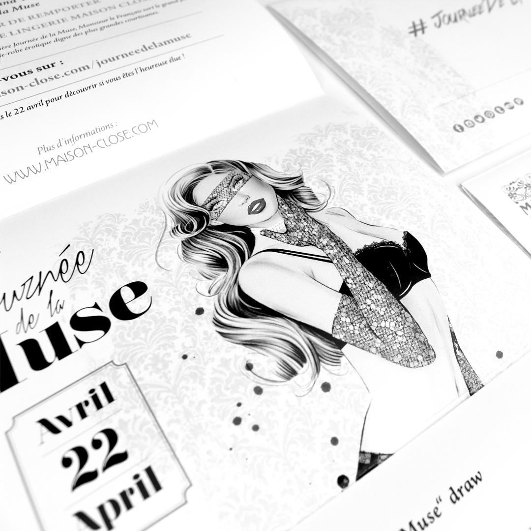 Journée de la Muse (Maison Close) II