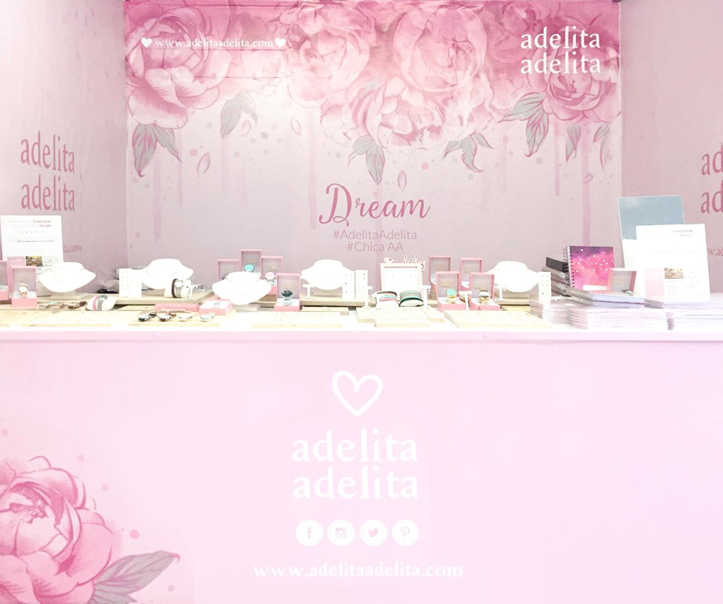 Adelita Adelita temporary stand 2016