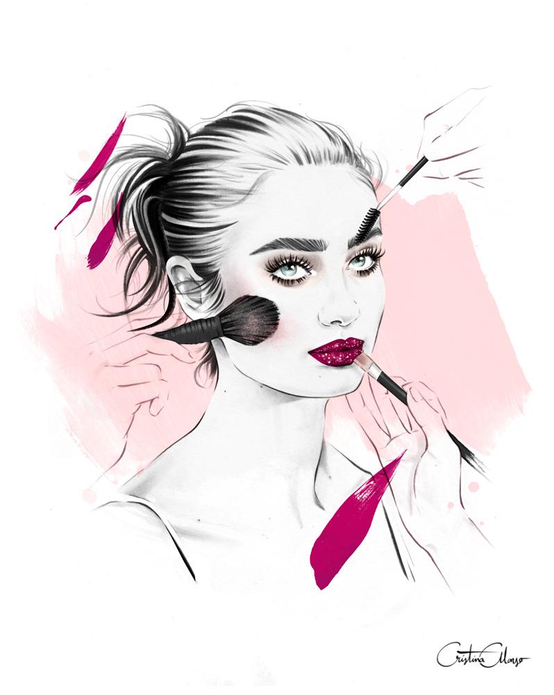 'Glitter Lips'