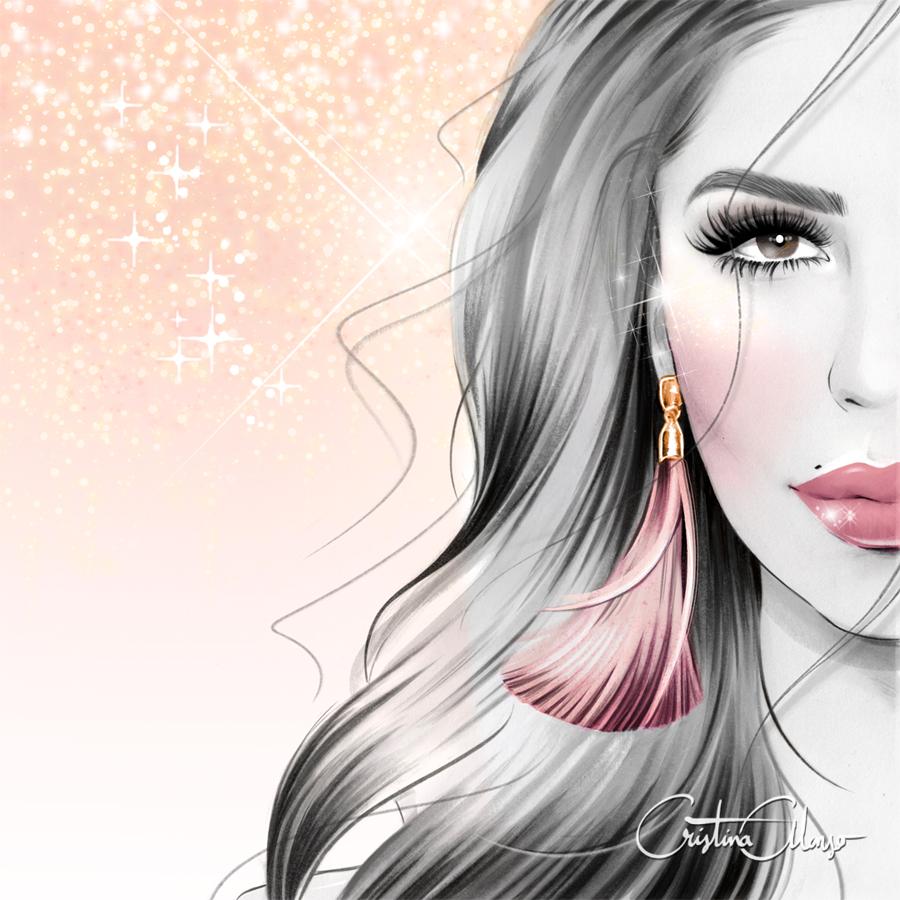 Cristina Alonso for J'dez Beauty